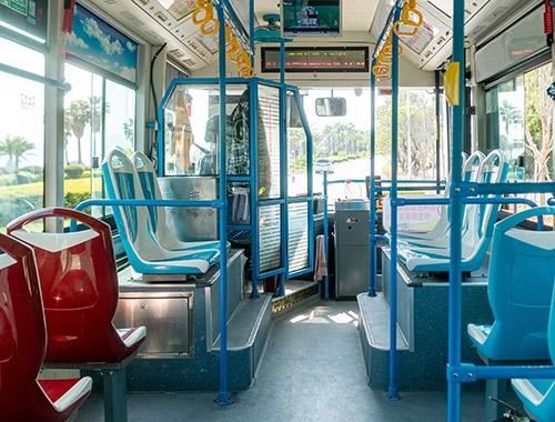 公共交通工具检测