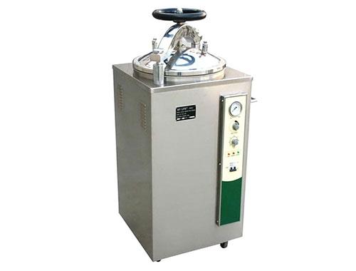 压力蒸汽灭菌器检测